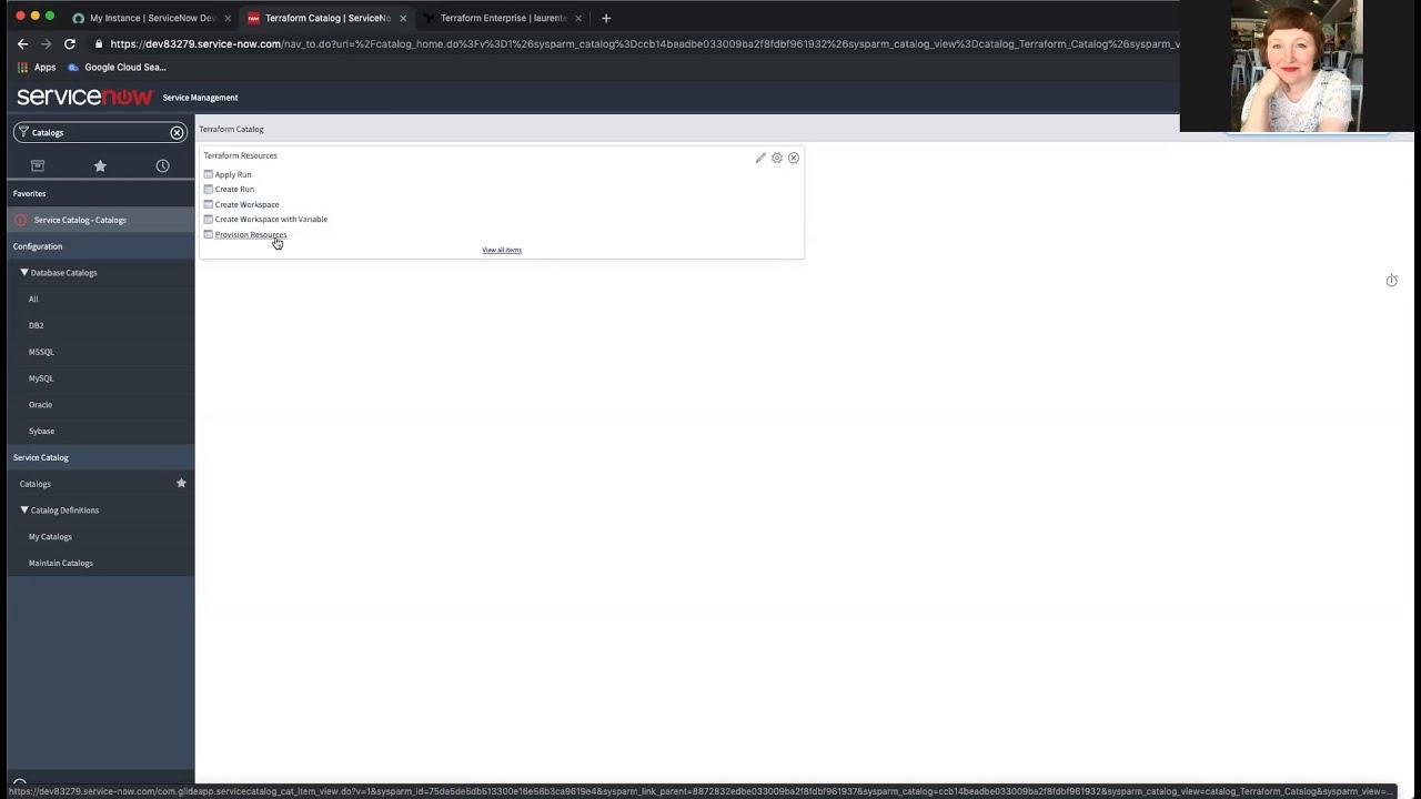 Terraform vault data provider