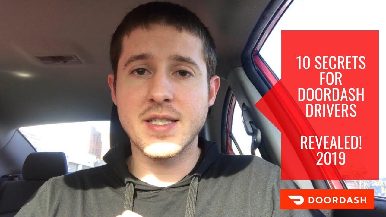 10 Secrets To Driving For DoorDash - Maximum Ridesharing Profits