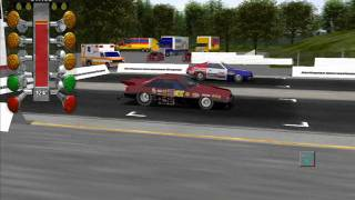 IHRA DRAG RACING GAME (NITROUS RACING)