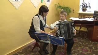 Андреева Т.А. Знакомство с минорным аккордом на левой клавиатуре