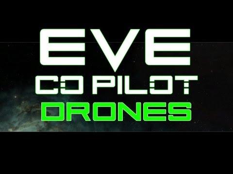 Eve Online Tutorial - Starter - Drones [Eve Co Pilot]