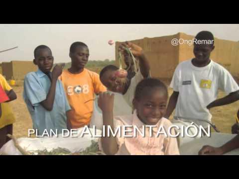 ONGD REMAR NÍGER - Construccion de dos casas y propuesta escuela.