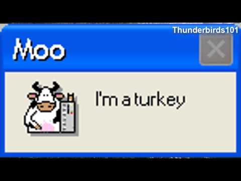 Microsoft Sam reads Funny Windows Errors (Canadian Thanksgiving Day Special 2014)