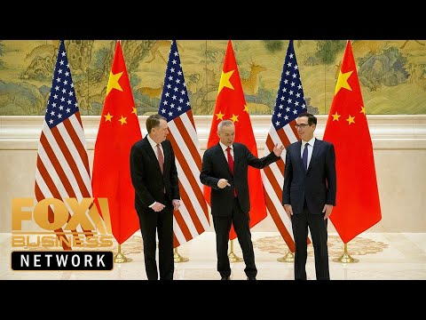 US trade secret at the center of China trade talks
