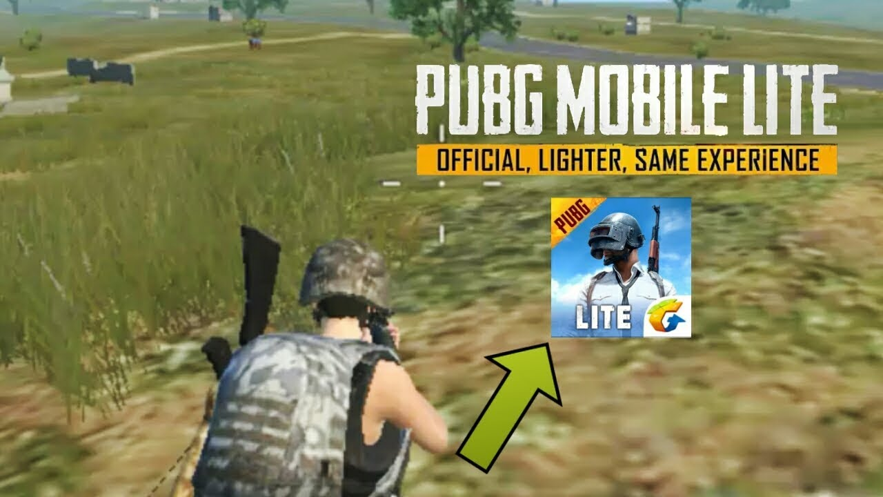 Pubg Mobile Lite Announced For Android Available On Play: PUBG MOBILE LITE ANDROID