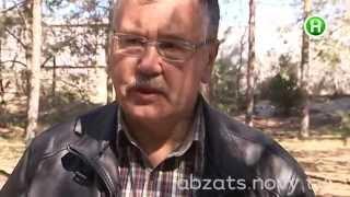 Кандидат в президенты и его 'домик'. - Абзац! - 14.04.2014