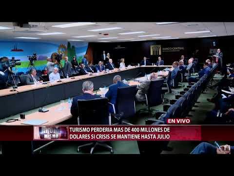 Aseguran indefinición reelección de Danilo Medina mantiene estancado comercioиз YouTube · Длительность: 2 мин57 с