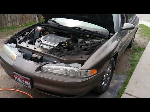 2001 Oldsmobile Intrigue ABS Light/Blinker Light diagnosis
