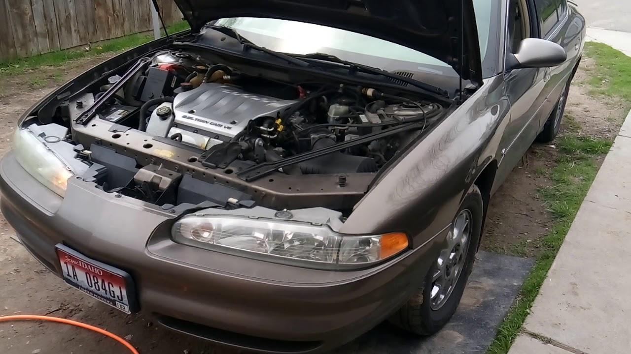 2001 oldsmobile intrigue abs light blinker light diagnosis [ 1280 x 720 Pixel ]