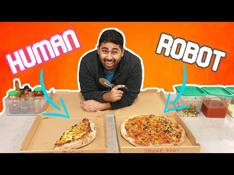 The Pizza-Making Robot - BBC Click