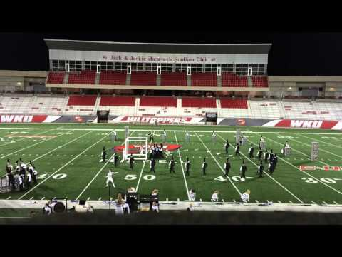 Boyle County Marching Band 2015 (State Finals @ WKU)