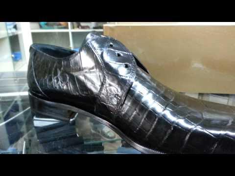 Cellin Uomo USA/Mauri 2581 & Mauri 2796 Alligator Shoes
