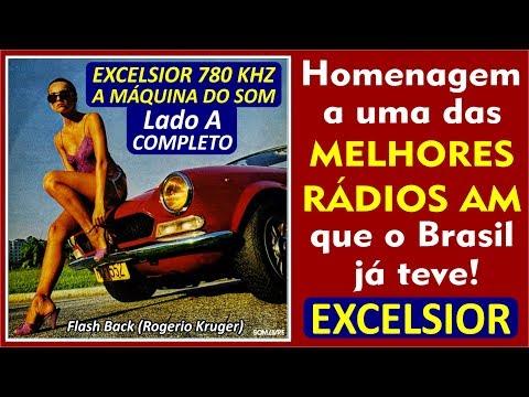 Excelsior - A Máquina do Som - Lado A Completo - Vol. 08 (ANOS 80) - Rogerio Kruger