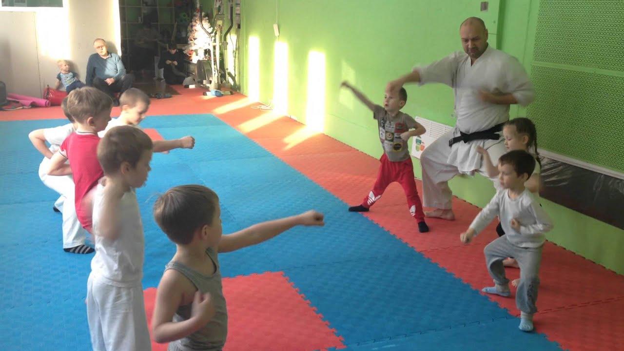 гимнастика детей фото