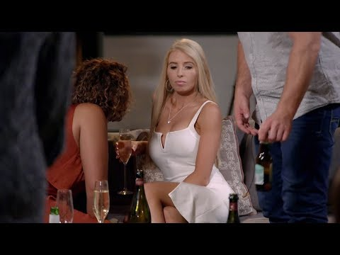 Ashley is furious about Troy and Carly  Married at First Sight Australia 2018