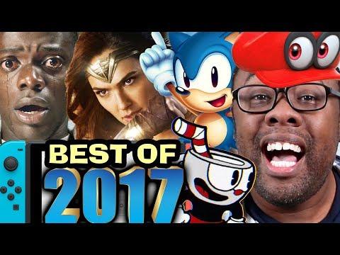 BEST OF 2017 - Black Nerd RANTS