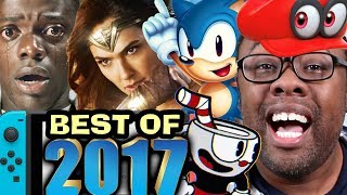 BEST OF 2017 - Black Nerd RANTS