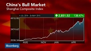 Is China's Bull Market in Bubble Territory?