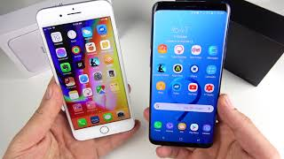 iPhone 8 Plus vs Galaxy S9 Plus: Full Comparison