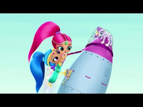 Shimmer & Shine   La roquette magique   NICKELODEON JUNIOR