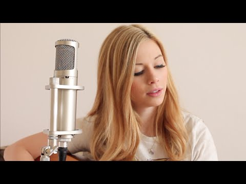 Stitches by Shawn Mendes Acoustic Female Cover by Sarah Daniels