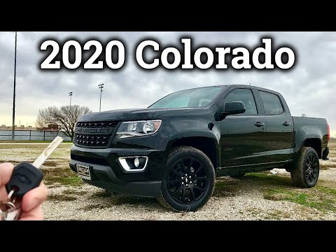 2020 chevy colorado rst review drive youtube 2020 chevy colorado rst review drive