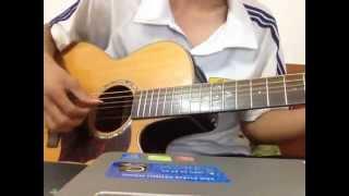 Mẹ yêu - guitar cover by B.V.T