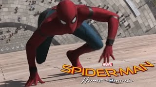 Spider-man Homecoming 2017 Gameplay - The Amazing Spider-man 2 (PC) MOD