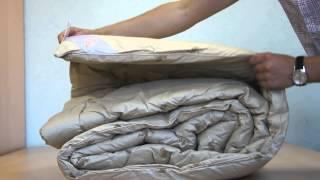Видео Обзор HD - Одеяло Караван (верблюжья шерсть)