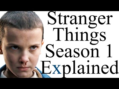 Stranger Things Season 1 Explained