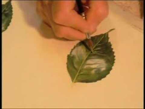 Helen 39 s botanical painting tips 4 youtube for Muralisme mexicain