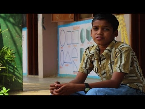 International Recognition for Tribal Boy