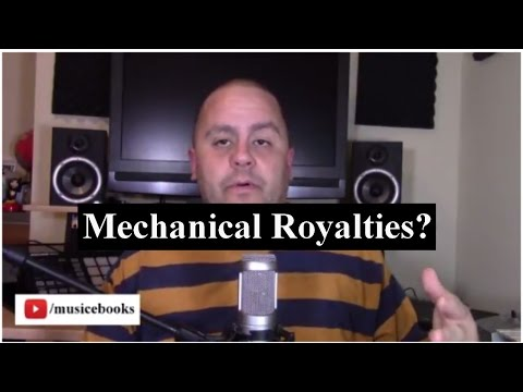 What are Mechanical Royalties? Music Business 101 Mp3