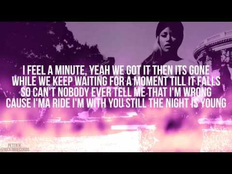 Nicki Minaj - All Things Go (Lyrics - Video)