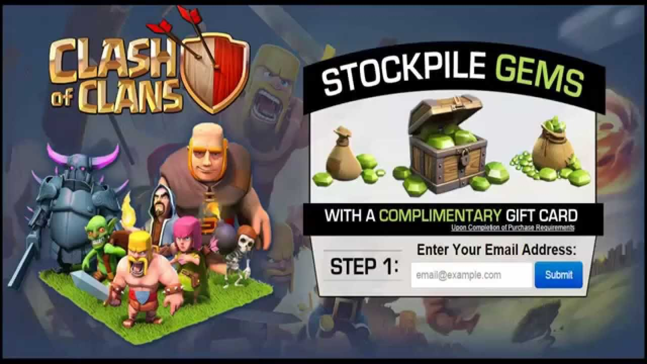 My Clash of Clans Honest Review !! Google Play & iTunes Gift Cards ...