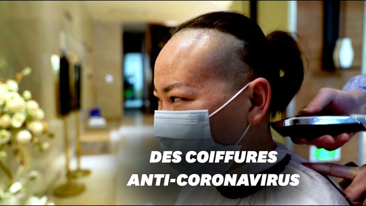 Contre Le Coronavirus Ce Coiffeur De Wuhan Coupe Gratuitement Les
