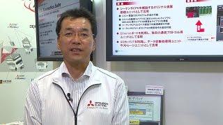 シーケンサの機能拡張・分散処理を実現 MELSEC iQ-R C言語インテリジェント機能ユニット RD55UP06-V  ((English)/日本語)