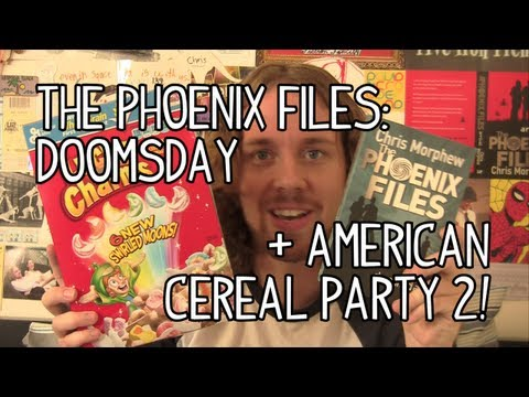 The Phoenix Files: Doomsday Release + American Cereal Party!
