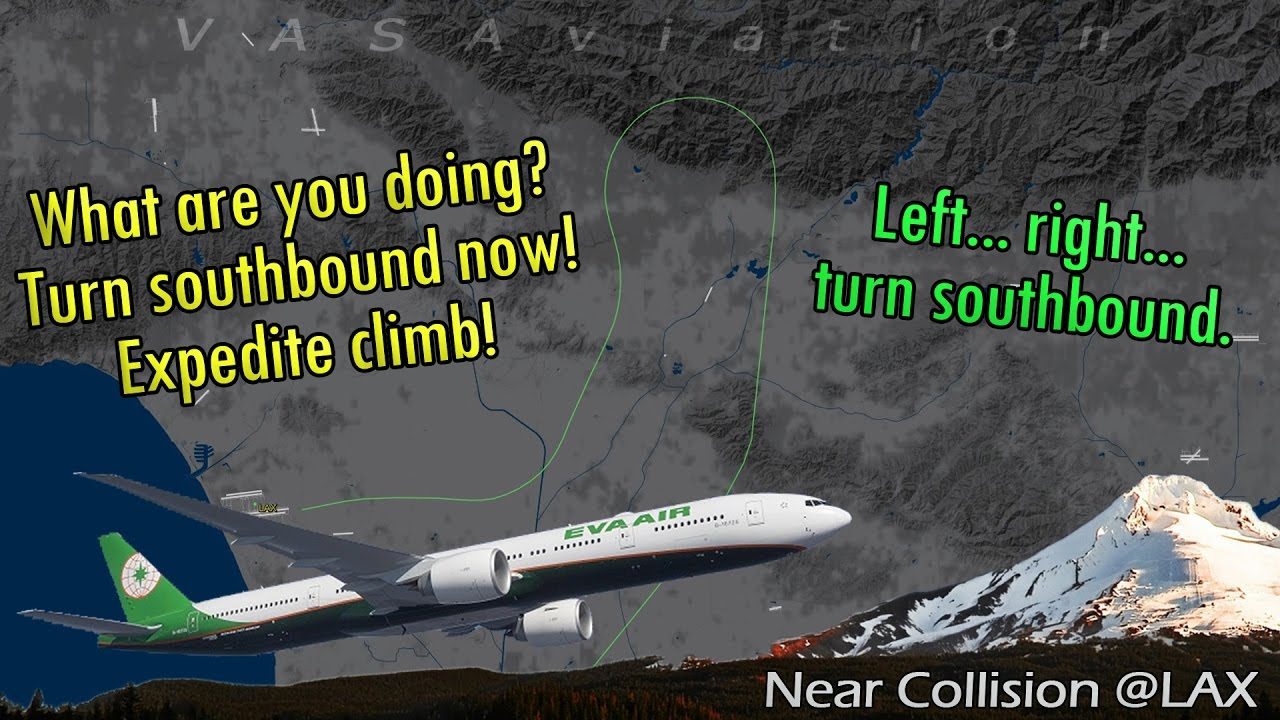Oy: You Have To Hear This Audio Between ATC & EVA Air Pilots