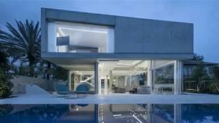 """Perforierte Fassade aus Aluminium und Sichtbeton macht """"D3 House"""" in Israel einzigartig"""