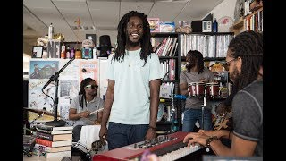 Download Chronixx: NPR Music Tiny Desk Concert Mp3 and Videos