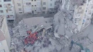 M6.8 tremor kills at least 22, injures 1,000