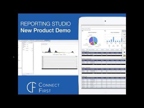 New Product Demo Reporting Studio