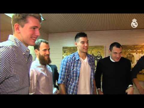 Así fue cómo Haidar cumplió su sueño de conocer a Cristiano Ronaldo.