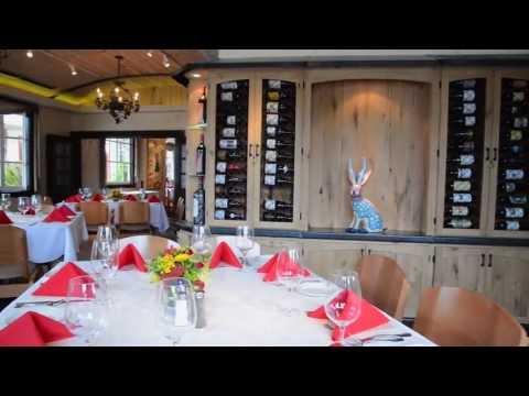 Carmel Rio Grill Restaurant Banquet Room Rehearsal Dinner Party Video