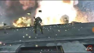 Call of Duty 4 Modern Warfare sniper mission - awesome sniper mission from call of duty mw 3