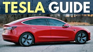COMPLETE Tesla Guide for Model 3/Y