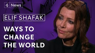 Elif Shafak on multiculturalism, the power of stories and making the political personal