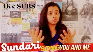 You and me & sundari songs cover by askd & new channel announcement