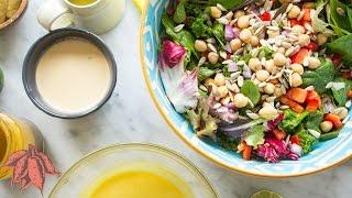 5 Easy & Delicious Salad Dressings